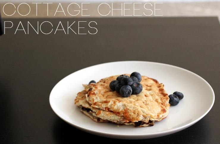 Pancake Fridays: Cottage Cheese Pancakes | The Pancake Princess