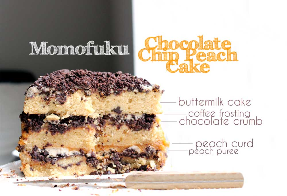 momofuku chocolate chip cake