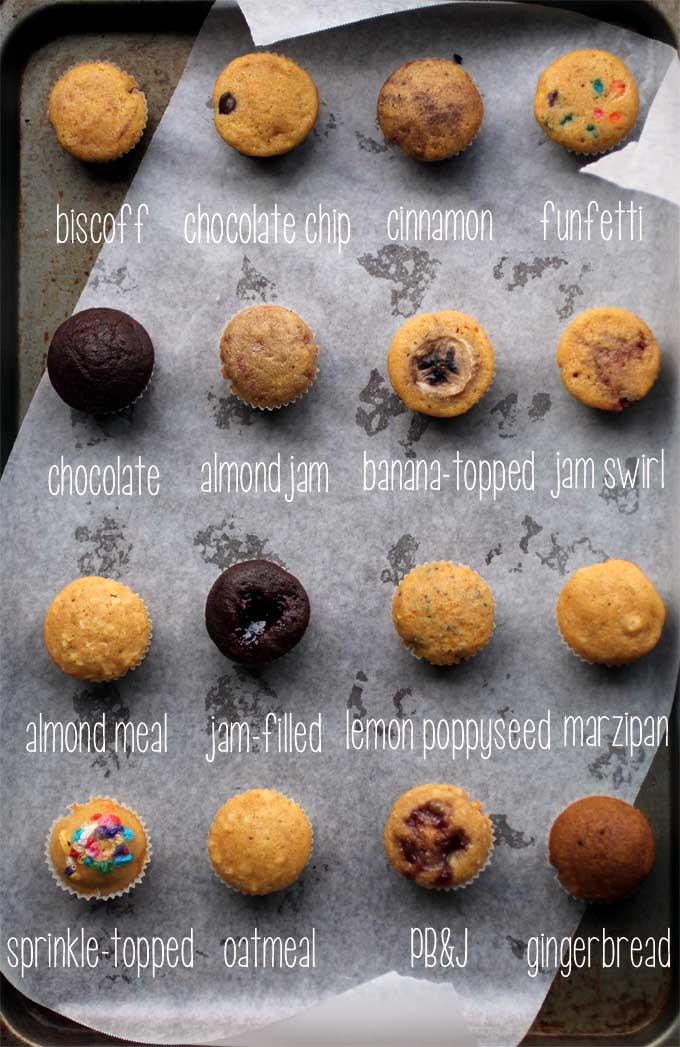 Cupcake Mixology // The Pancake Princess
