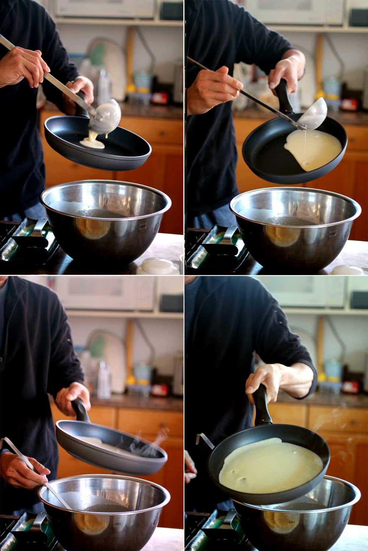 Pannekoeken // The Pancake Princess