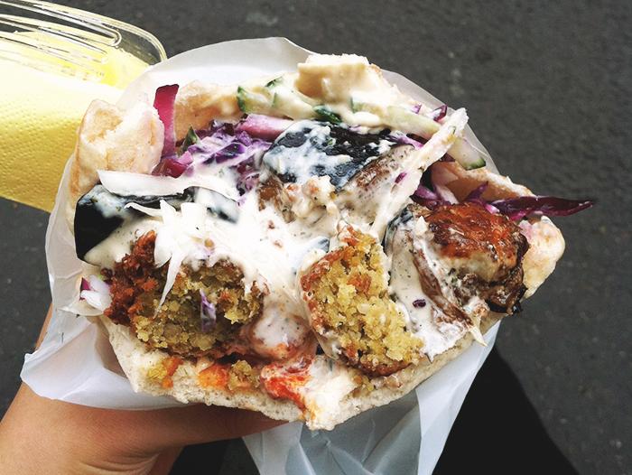 la's du falafel