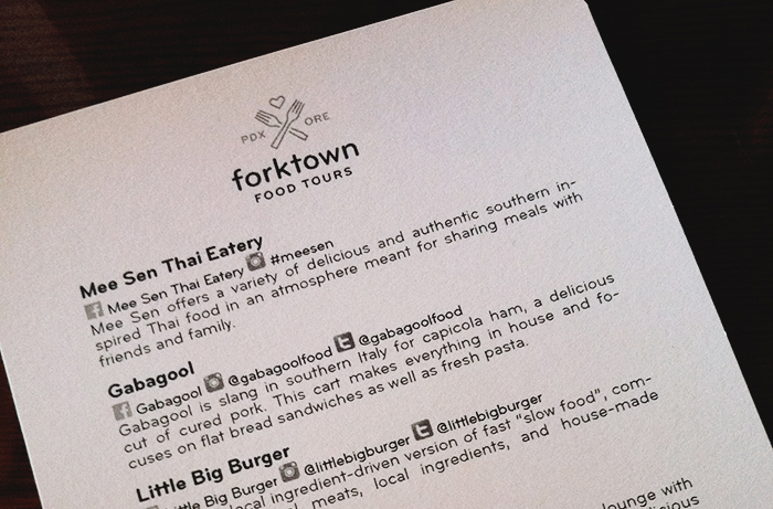 forktown tours portland