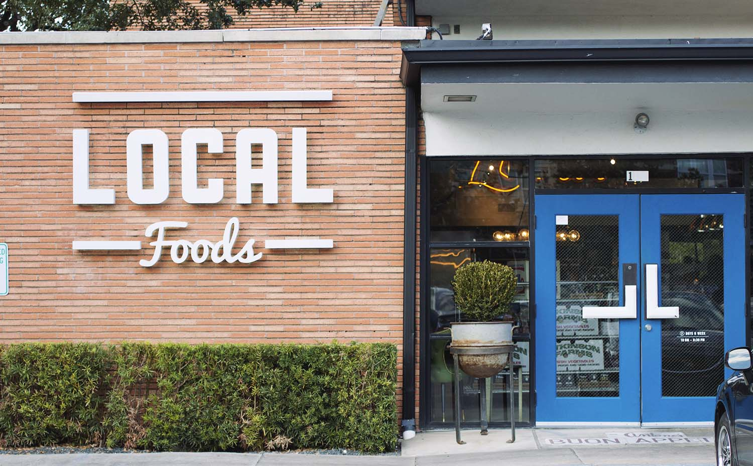 Local Foods // HTX
