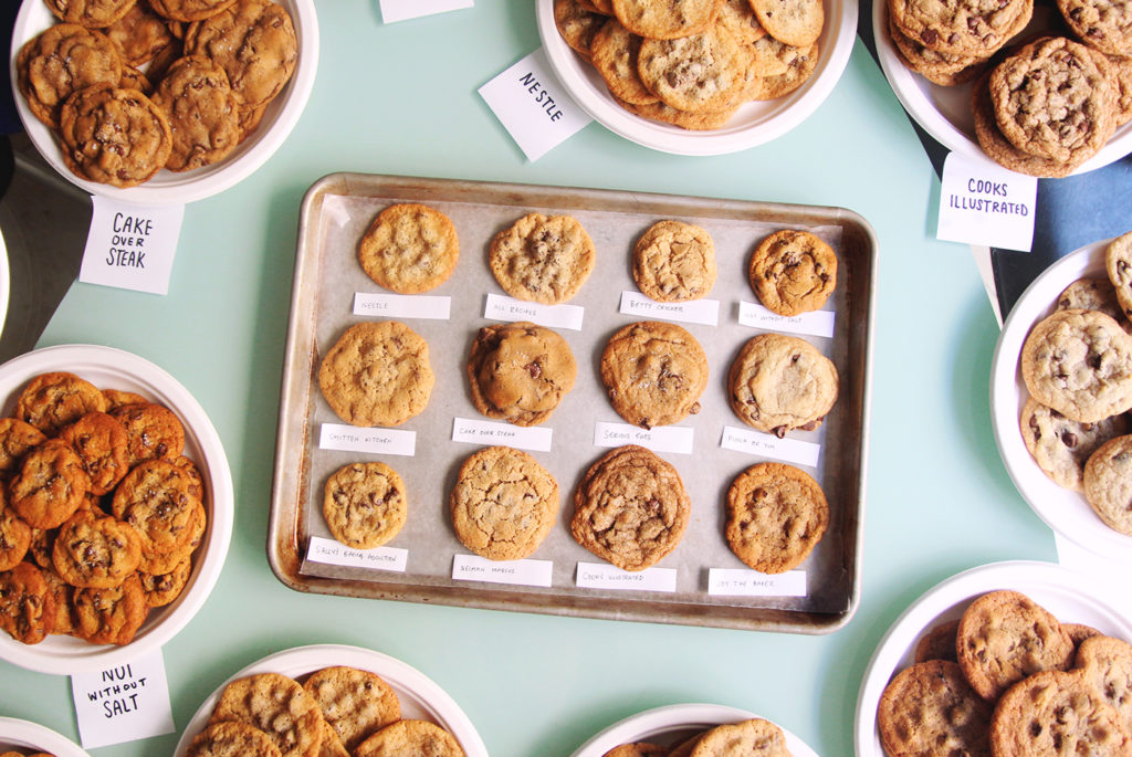 best chocolate chip cookie recipe bake off