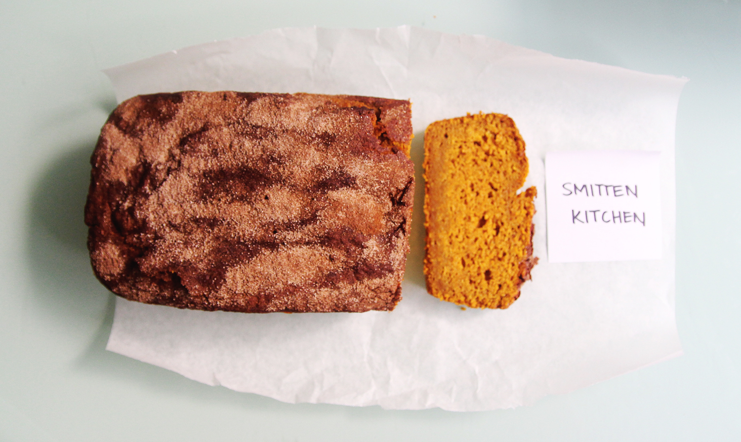 Pumpkin Bread Bake Off | The Pancake Princess