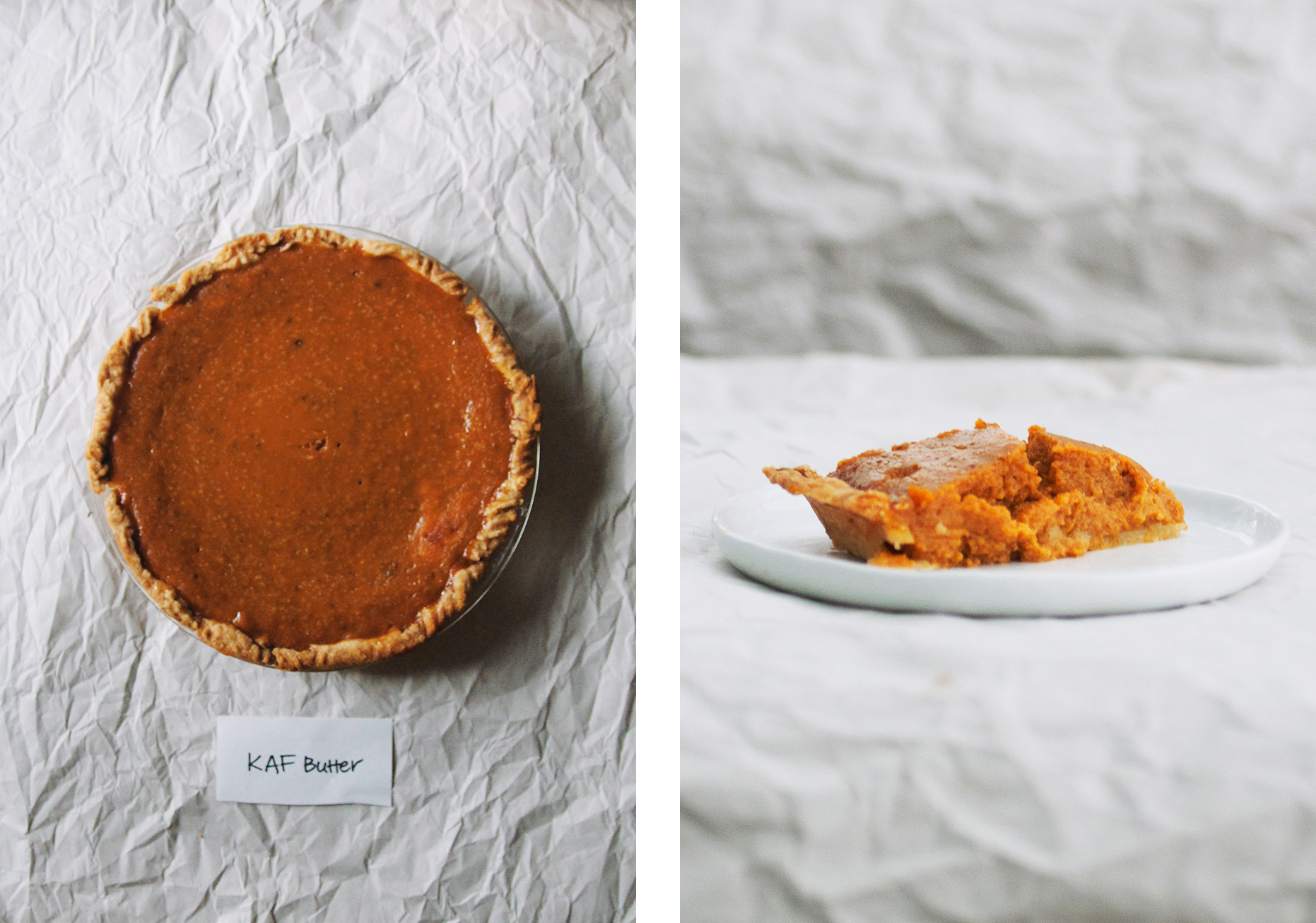 Best Pumpkin Pie Bake off // The Pancake Princess