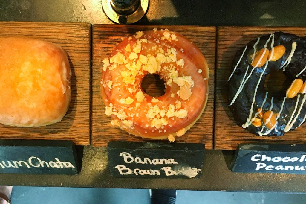 District Doughnuts // The Pancake Princess