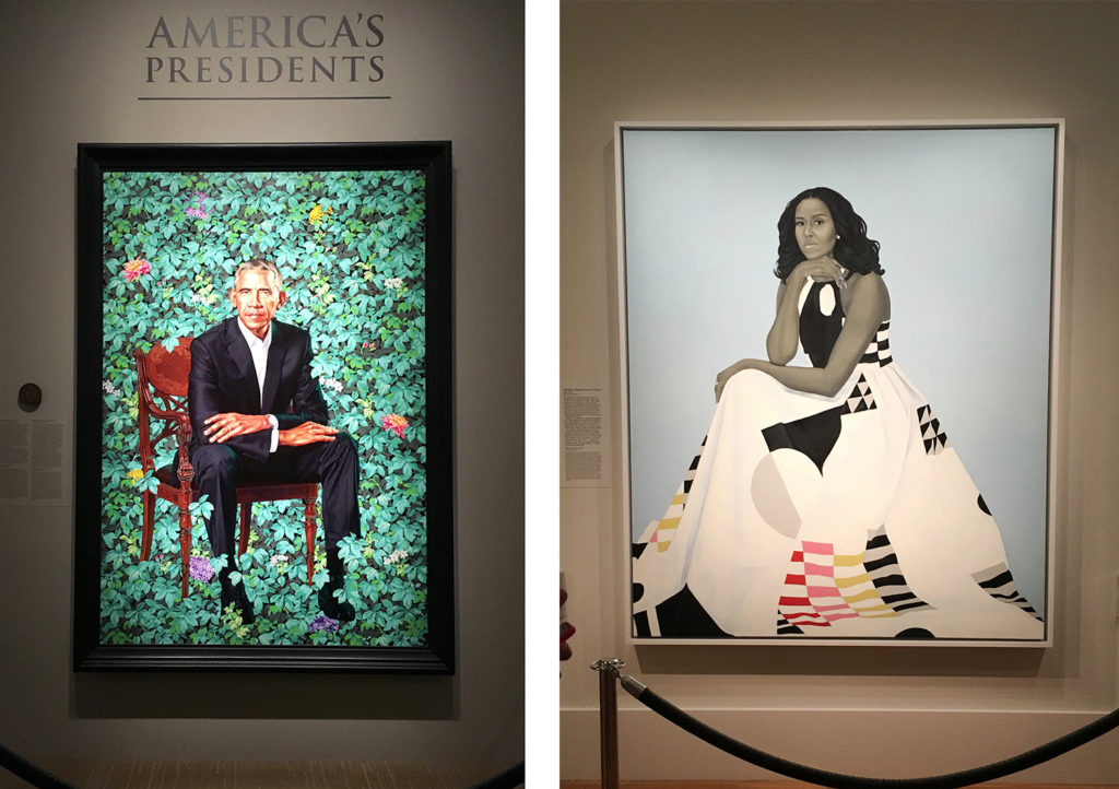 National Portrait Gallery // The Pancake Princess