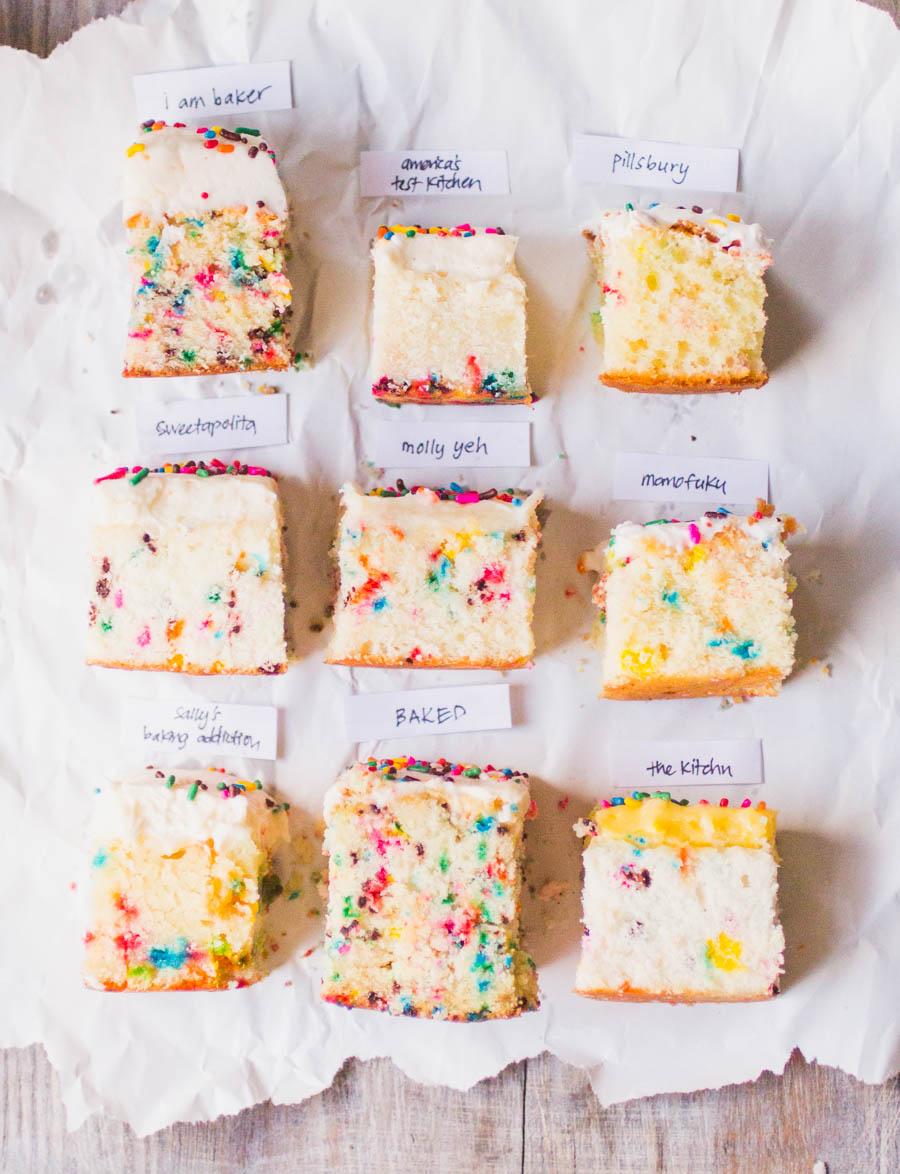 Best Sprinkle Cake Bake Off The Pancake Princess