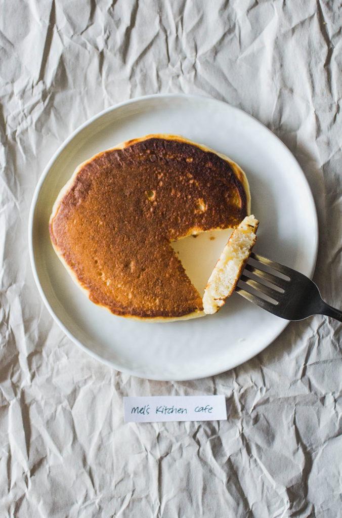 Mel's Kitchen Cafe pancakes