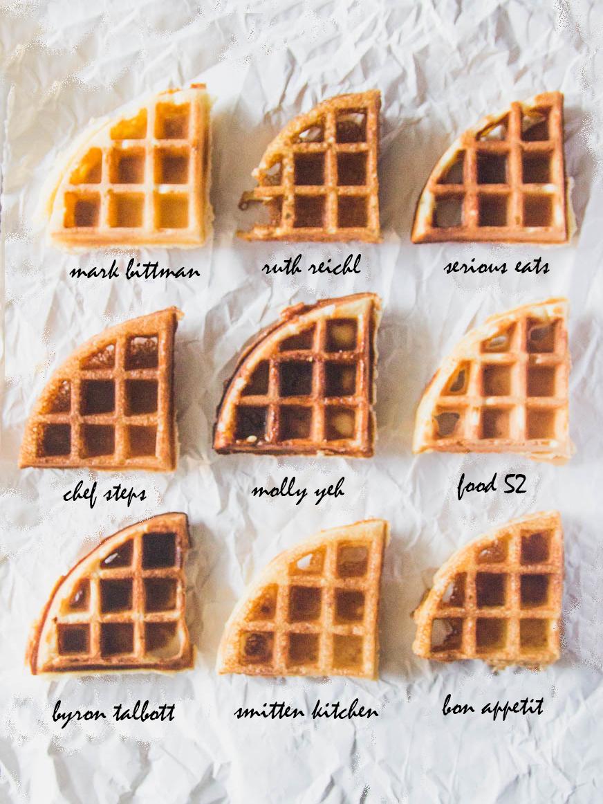 5 Perbedaan Waffle Dan Pancake Yang Harus Kamu Tahu