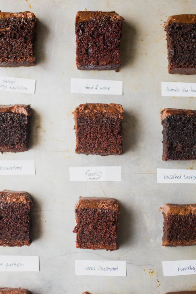 Best Chocolate Cake Bake Off // The Pancake Princess