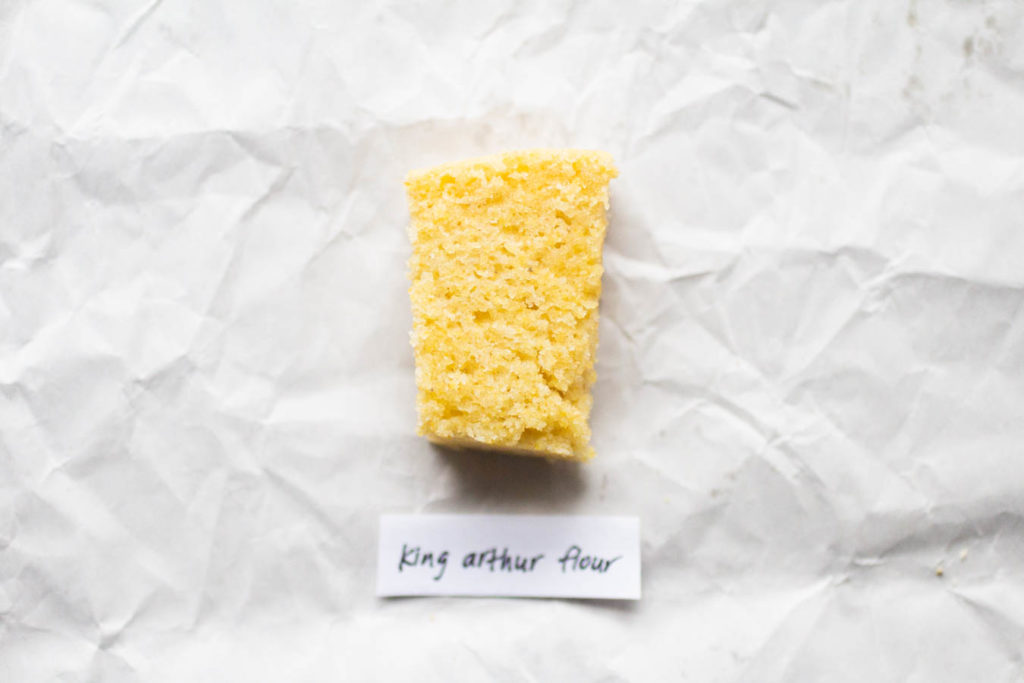 king arthur flour cornbread recipe