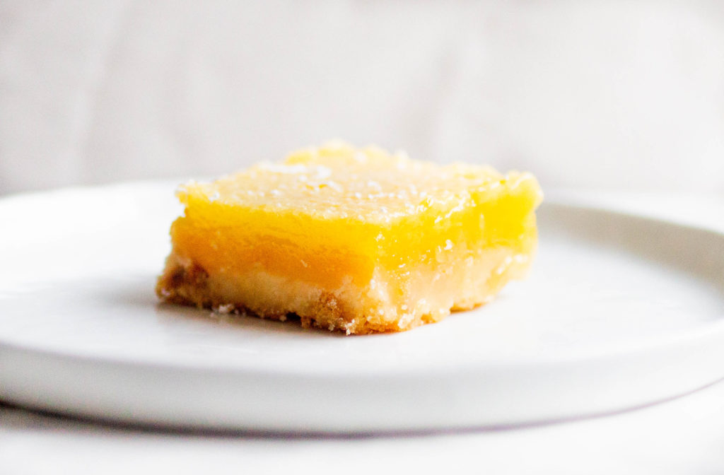 tartine bakery lemon bars