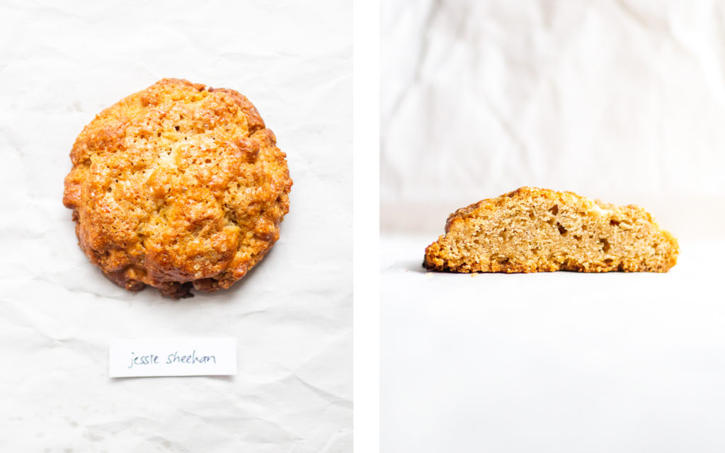 jessie sheehan brown sugar scone