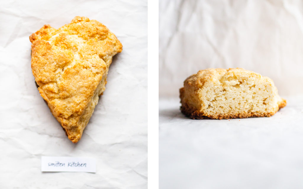 smitten kitchen america's test kitchen cream scone