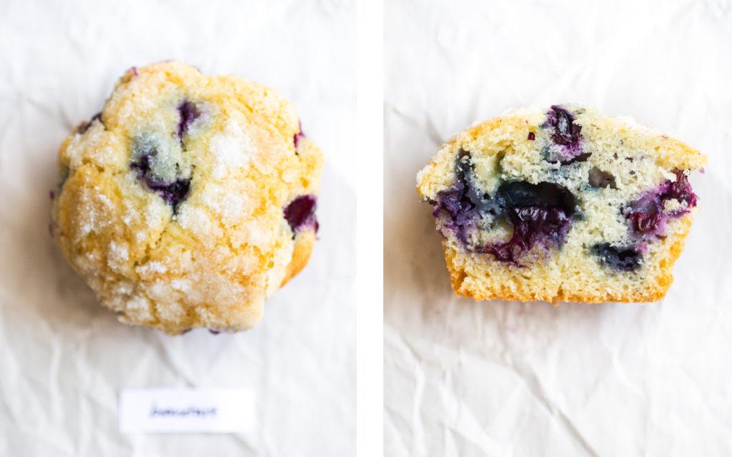 bravetart blueberry muffin
