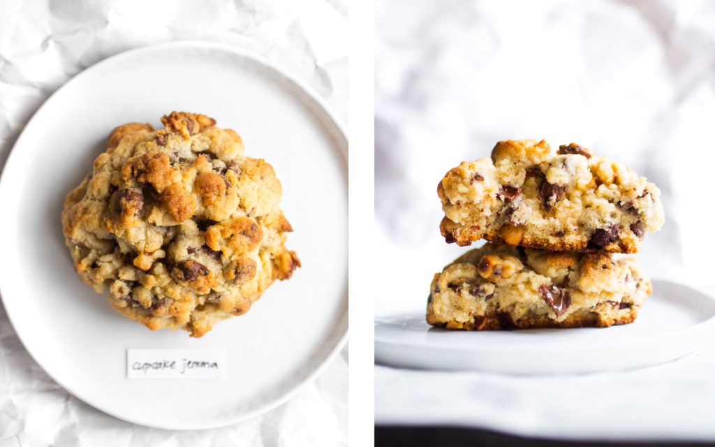 Cupcake Jemma Levain Cookie Bake Off // The Pancake Princess