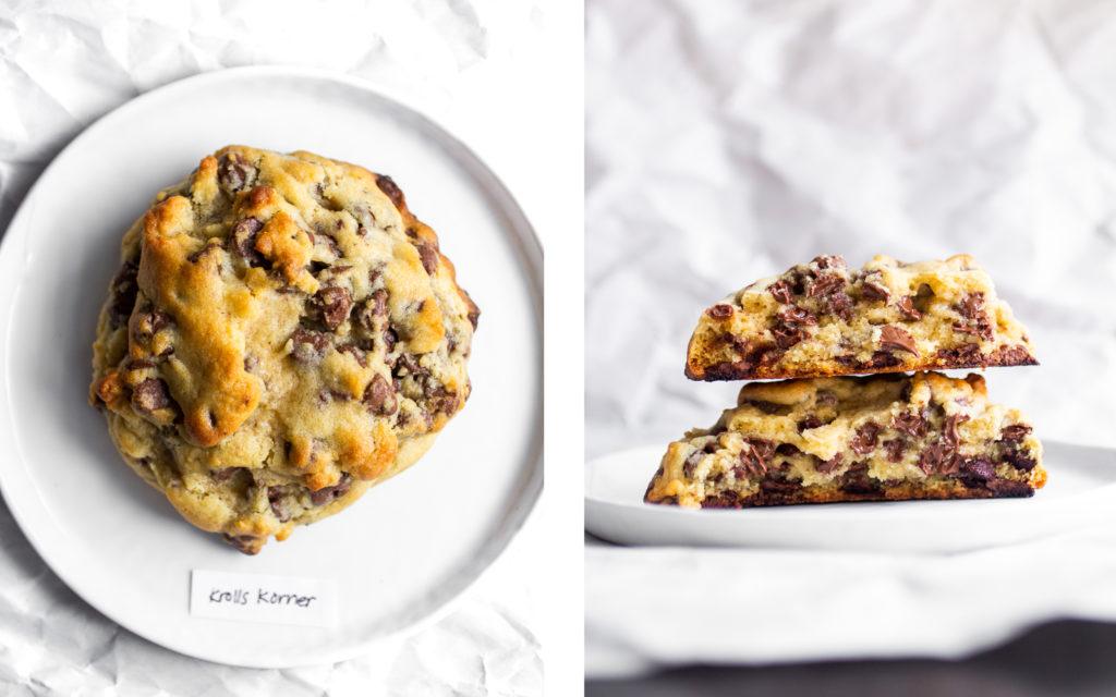 Krolls Korner Levain Cookie Bake Off // The Pancake Princess