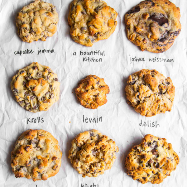 Best Levain Cookie Bake Off // The Pancake Princess