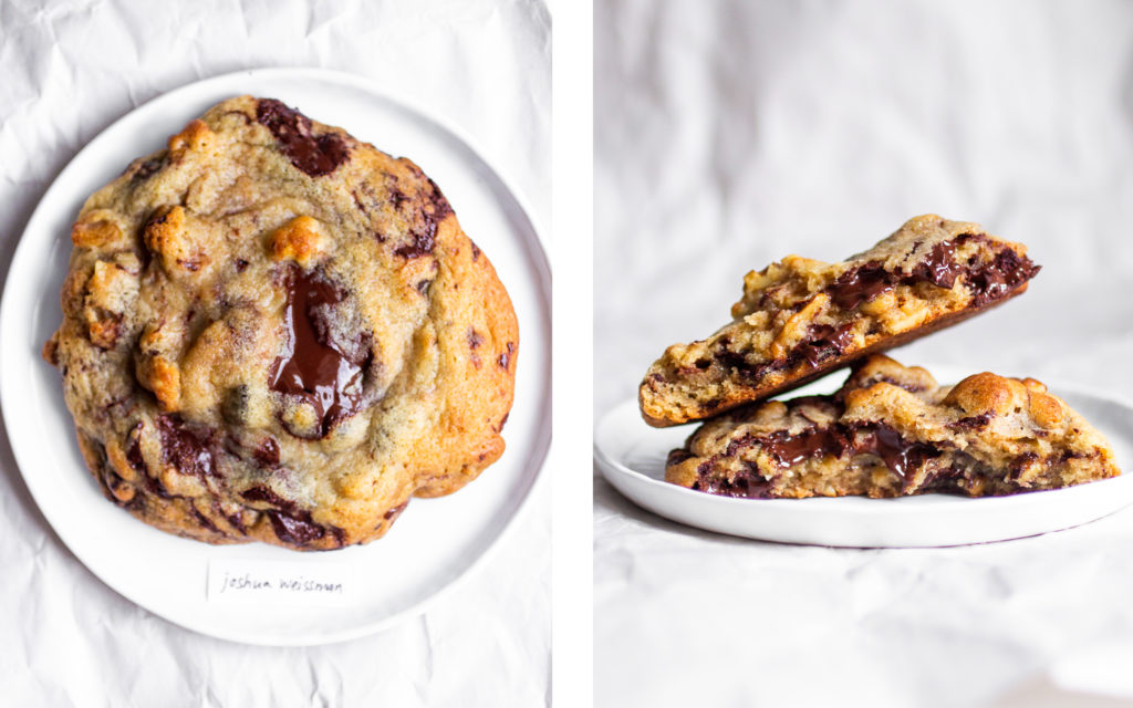 Joshua Weissman Levain Cookie Bake Off // The Pancake Princess