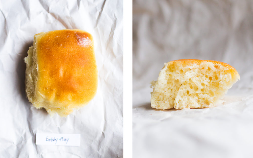 bobby flay parker house roll