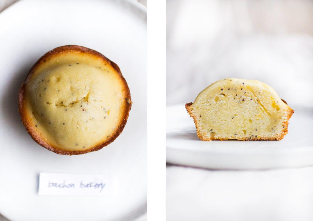 lemon poppy seed muffin bouchon bakery
