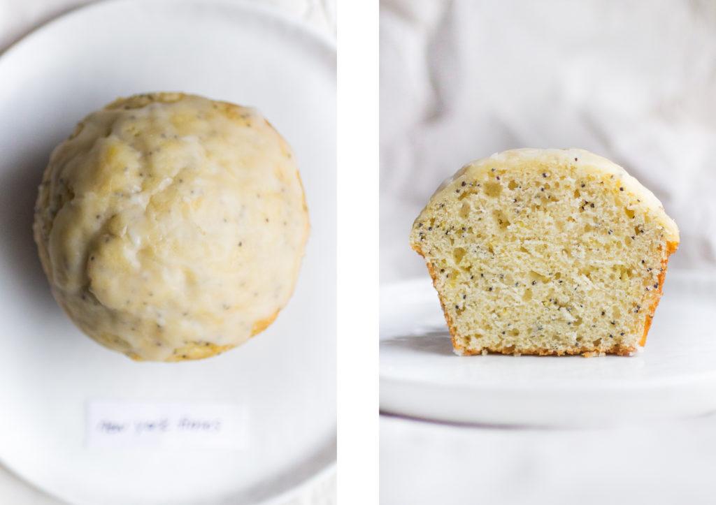lemon poppy seed muffin new york times