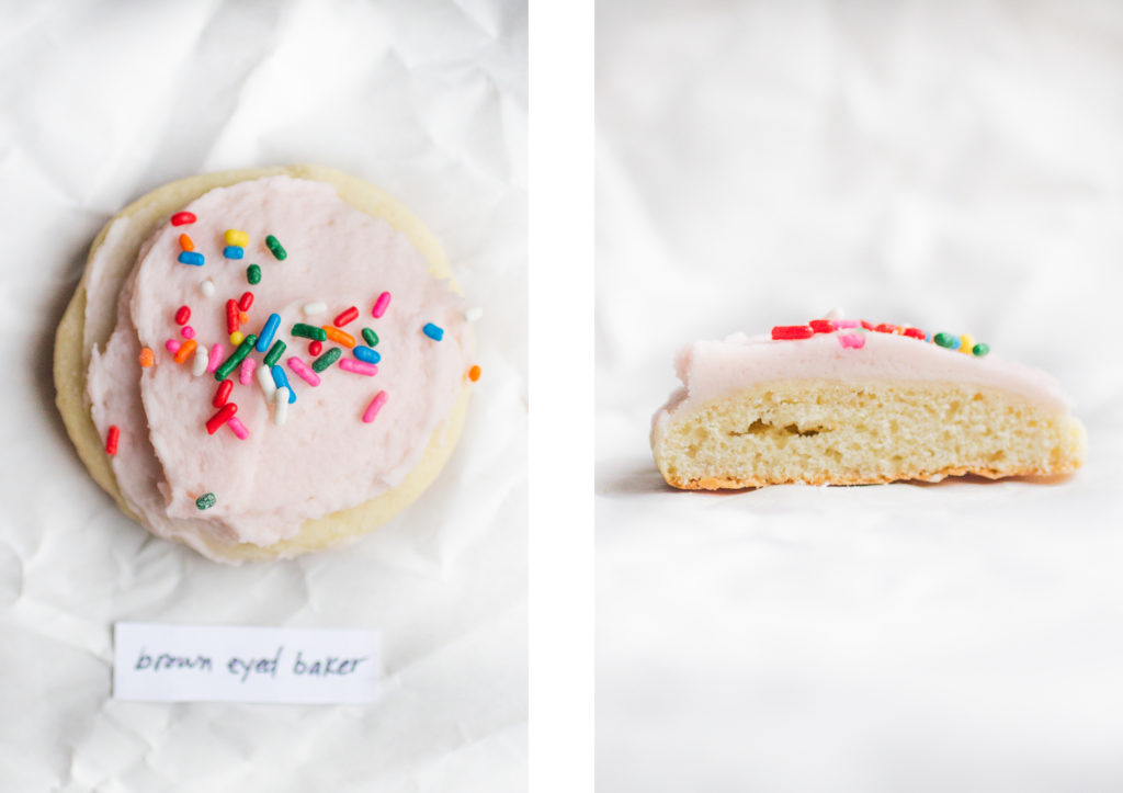 brown eyed baker lofthouse copycat sugar cookie