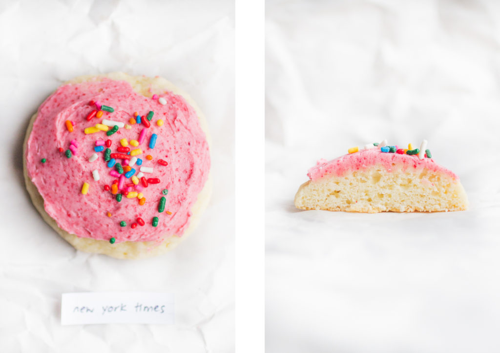 new york times lofthouse copycat sugar cookie