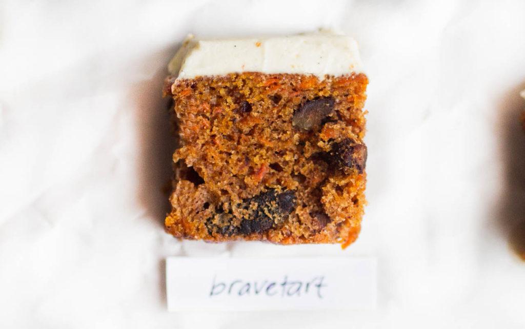 bravetart carrot cake